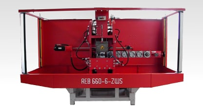 End Forming Machines